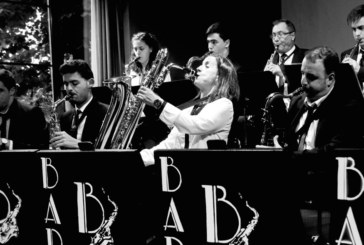 La big band local Bart… sax! ofrecerá un 'zapping' por 13 bandas sonoras en Berriz y Durango