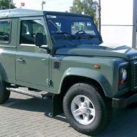 Busco Land Rover Defender